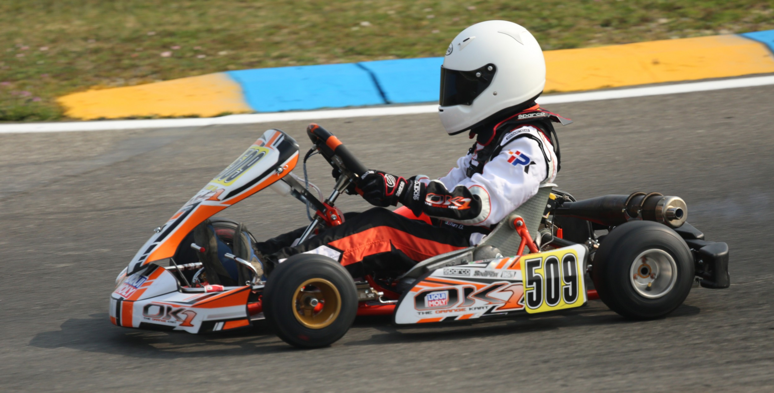 Mini 60 - in pista  - WSK Master Cup